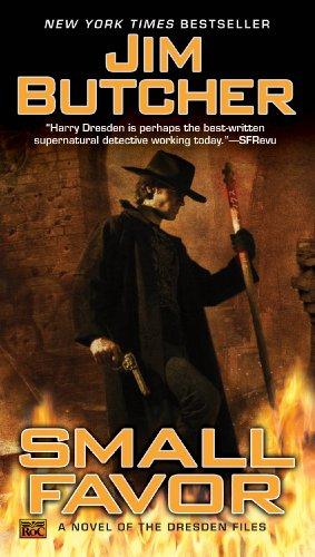 Small Favor (The Dresden Files, Book 10) -