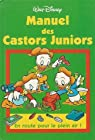 Manuel des Castors Juniors : En route pour le plein air : Collection Walt Disney par Disney