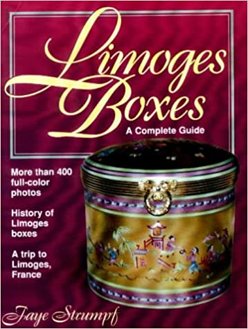 Book Limoges Boxes: A Complete Guide