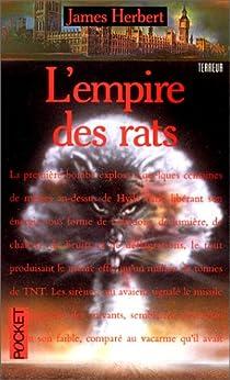 L'empire des rats par Herbert