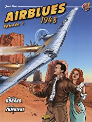 Jack Blues, Tome 2 : Airblues 1948