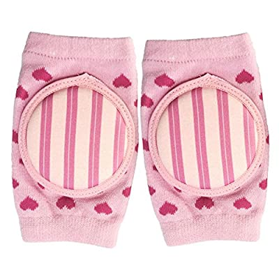 MerryShop Baby Crawling Knee Pad Toddler Elbow Protective Pads Crawling Safety Protector- Indoor / Outdoor Use