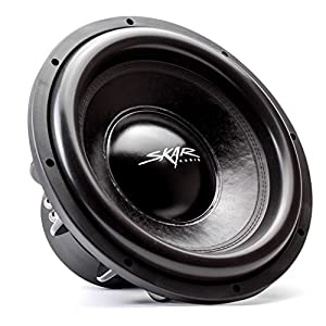 "Skar Audio EVL-15 D2 15"" 2500 Watt Max Power Dual 2 Ohm Car Subwoofer"
