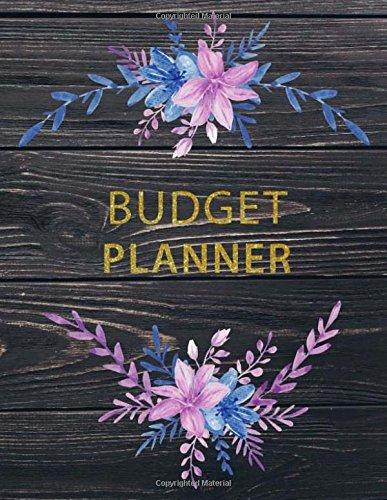 Download Budget Planner: Notebook Business Money Personal, Budgeting Book Bill Tracker For 365 Days, Finance Journal Planning Workbook ebook