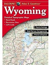 Wyoming Atlas and Gazetteer
