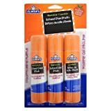 Elmer's 61667 Disappearing Purple School Glue Stick, 40g (1.4 Oz.) Each, 3-Pack