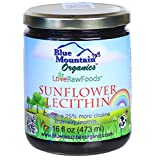 Love Raw Foods Sunflower Lecithin - Raw 16 oz.
