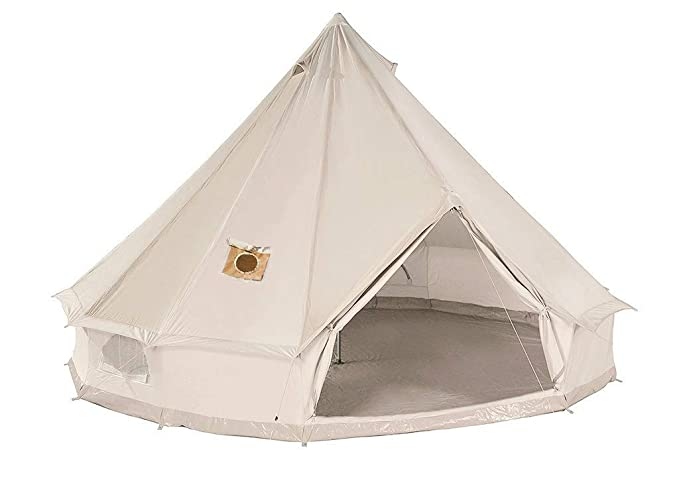 DANCHEL Cotton Bell Tent
