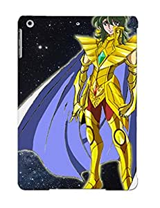 Awesome Design Saint Eiya Omega Hun Virgo Hard Case Cover For Ipad Air