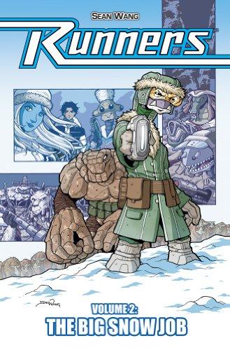 Runners Volume 2: The Big Snow Job