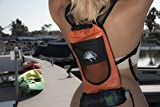Hydrobabe Paddle Purse Waterproof Backpack for SUP, Kayak...