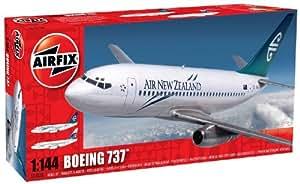 Airfix - Kit de modelismo, avión Boeing 737 (Hornby A04178)