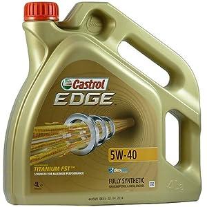 castrol edge engine oil 5w 40 4l car. Black Bedroom Furniture Sets. Home Design Ideas