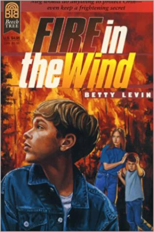 Book Fire in the Wind