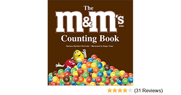 Amazon.com: The M&M\'s Brand Counting Book (9781570913679): Barbara ...