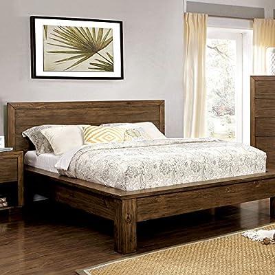 Bairro Reclaimed Pine Finish 6-Piece Bedroom Set