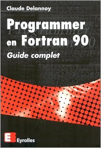 GRATUIT FORTRAN 90 TÉLÉCHARGER LANGAGE
