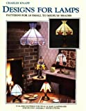 img - for Designs for Lamps - 18 Small to Medium Stained Glass Lampshades book / textbook / text book