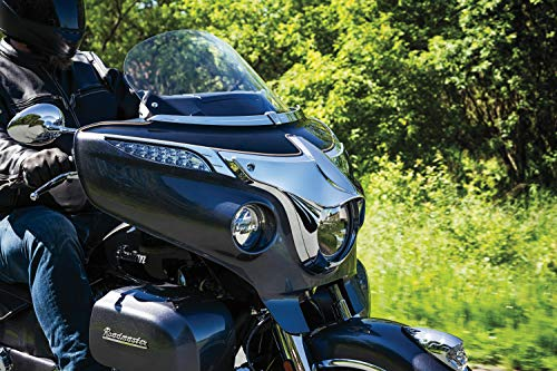 Kuryakyn 5682 Chrome Motorcycle -