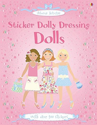 Sticker Dolly Dressing Dolls (Usborne Activities) PDF