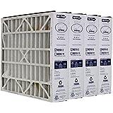 Trion Air Bear 255649-103 (4 Pack) Pleated Furnace Air Filter 20x20X5 MERV 8