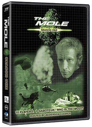 Amazon com: The Mole - The Complete First Season: Anderson