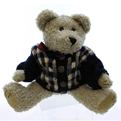 Boyds Bears Plush WEAVER BERRYBROOK Fabric Archive Bear Sweater 911930