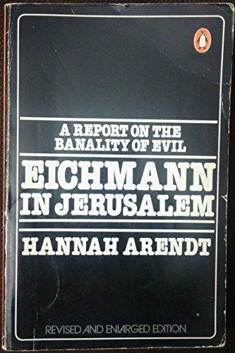 hannah arendt the banality of evil - 333×500