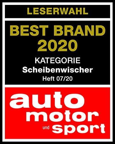 Bosch Scheibenwischer Aerotwin A555s Länge 600mm 400mm Set Für Frontscheibe Auto