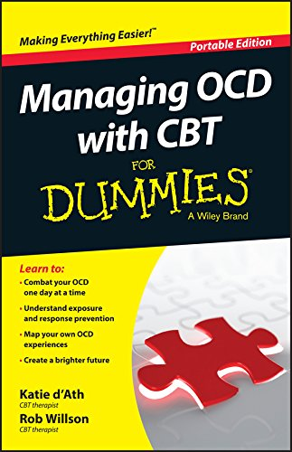 Managing OCD With CBT For Dummies  Portable Edition