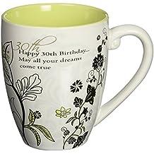 "Mark My Words 66121 30th Birthday Mug, 4.75"", 20 oz Capacity, Multicolor"