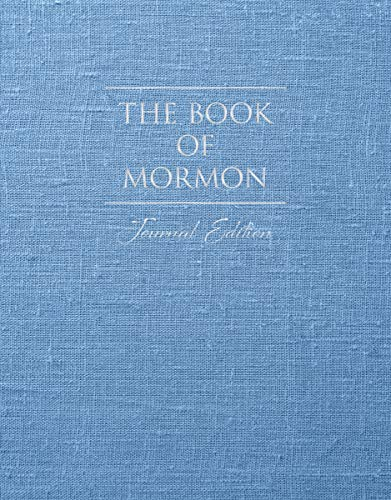 The Book of Mormon, Journal Edition Denim ()