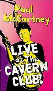 Paul McCartney - Live at the Cavern Club [VHS]