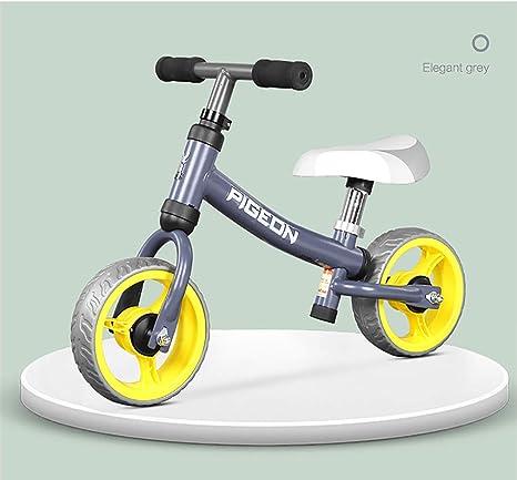 Bicicleta Equilibrio para NiñOs NiñAs 1-4 AñOs Edad Sin Pedal ...