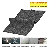 Car Scratch Cloth Remover Nano-Tech Multipurpose Nano Auto Repair Beauty Towel for Scratch