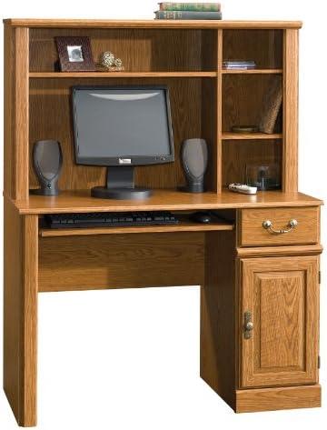 Sauder Orchard Hills Computer Desk, Carolina Oak finish