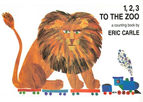 1, 2, 3 to the Zoo: A Counting Book -