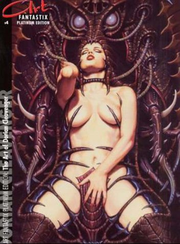 Dorian Cleavenger - The Art of Dorian Cleavenger (1997-2001)