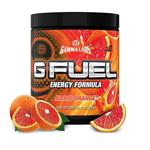 Gamma Enterprises G Fuel Nutrition Supplement, Blood Orange, 280 Gram