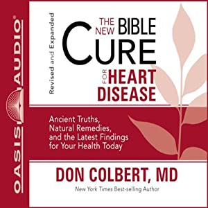 The New Bible Cure for Heart Disease Audiobook