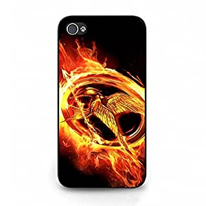 Cool The Hunger Games Phone Case Cover For Iphone 4/4S The Hunger Games Stylish
