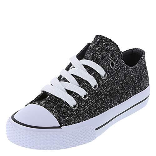 Airwalk Heathered Black Jersey Kids' Legacee Sneaker 2 Regular (Sneakers Airwalk)
