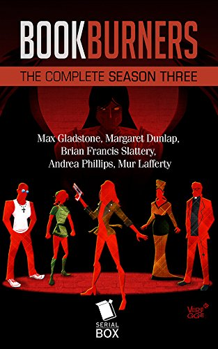 Bookburners: The Complete Season 3 (Bookburners Season 3)