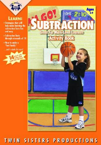 (Math Music CD/Book Set: Subtraction (Math Series, 5))