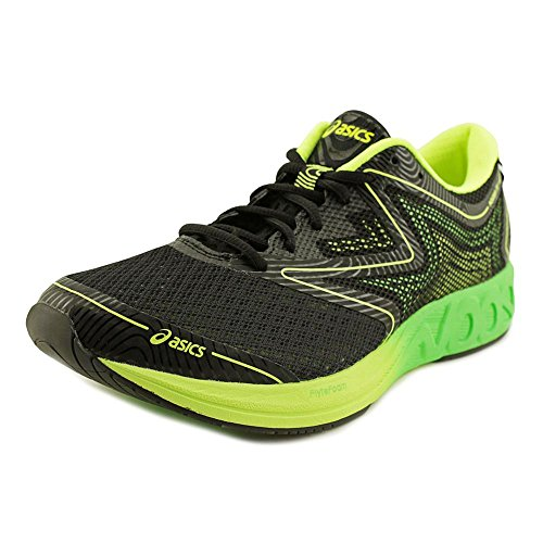 Asics Shoes Noosa FF Black/Green Gecko/Safety Yellow 17/18 7,5 (US) Black/Green Gecko/Safety Yellow