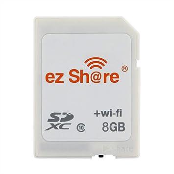 MWCloud WiFi Adaptador De Tarjeta SD WiFi Lector De Tarjetas ...