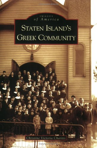 Staten Island's Greek Community  (NY)  (Images of  America) -