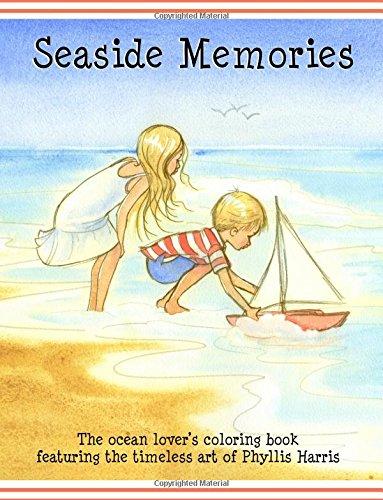 Beach Coloring Book