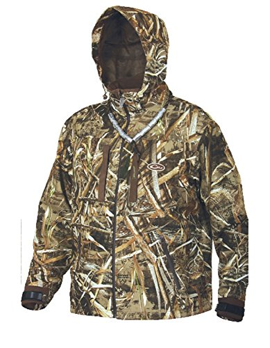 Drake EST Guardian Refuge HS 3-Layer Jacket (Realtree Max-5) (Men's 2XL) (Hs Jacket compare prices)