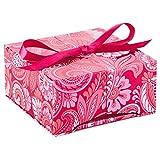 Hallmark Gift Card or Money Holder: Pink Flowers Pop-Up Box